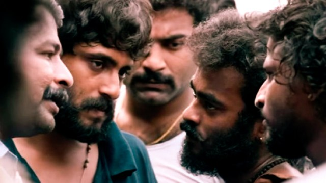 Angamaly Diaries Malayalam Movie