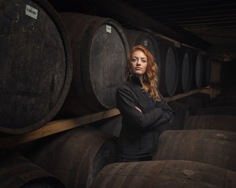 Apprenticeship heroes   My World of Work Ciara McMillan     Modern Apprentice electrician for Diageo