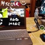 Asus XTion Pro Live Test