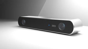 Zed Stereo Camera by Sterelabs