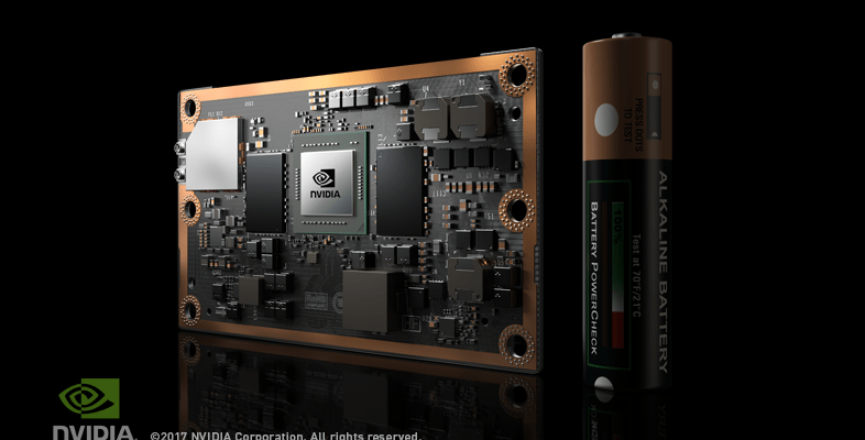First boot of the Nvidia Jetson TX2  and CUDA test
