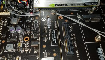 First boot of the Nvidia Jetson TX2 and CUDA test - Myzhar's