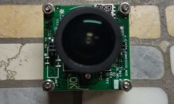 See3CAM_CU30 - Front view with lens