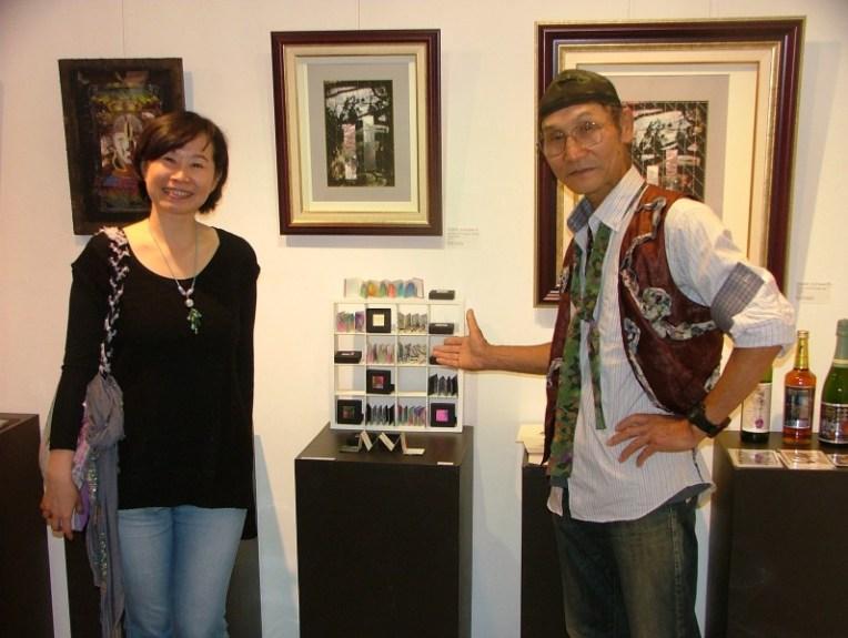 Joei Lau and Takeshi Ishikawa