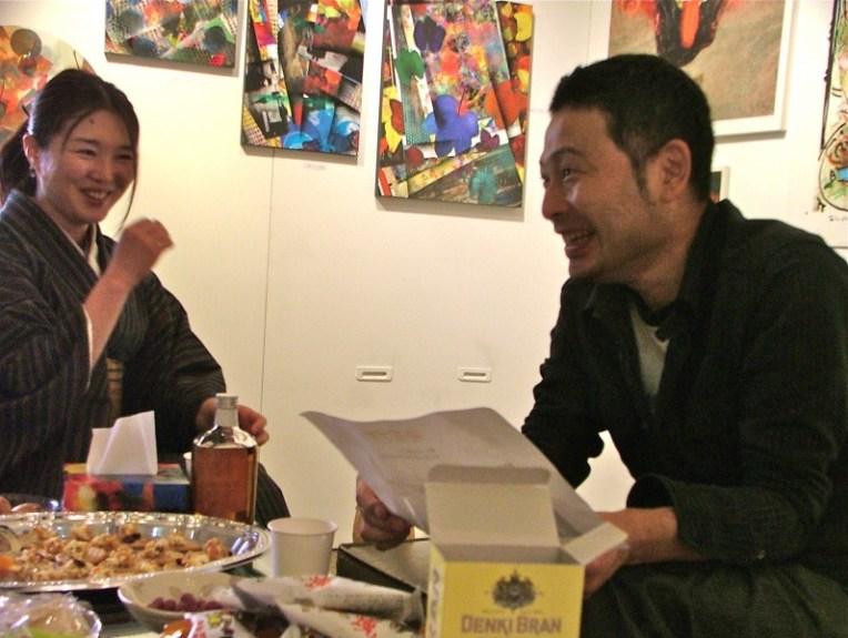 Miyako and Masuda
