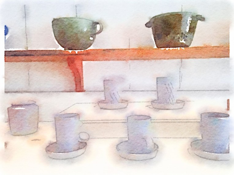 Cups and Colanders