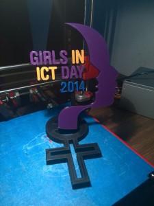 Girlsinict premio