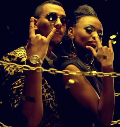 Rapper AKA and South African Illuminati Celebrities