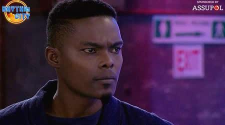 Dumi Masilela's latest scenes as Sifiso on Rhythm City
