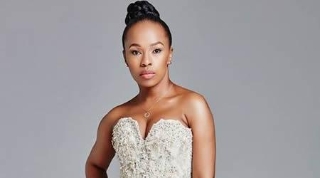 Sindi Dlathu quits Muvhango
