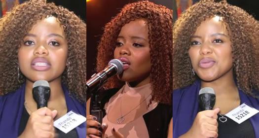 Idols SA 2018 Top 16 Contestant: Thando Mngomezulu's Profile and Biography