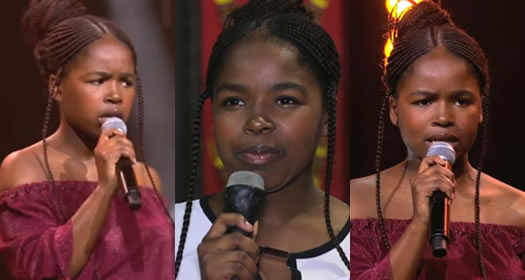 Idols SA 2018 Contestant Yanga Sobetwa Profile and Biography