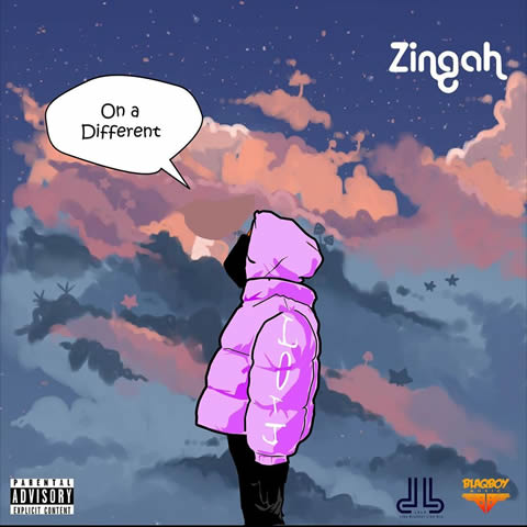 Zingah On A Different EP