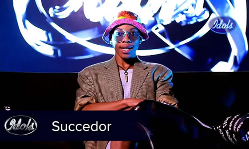 Succedor Zitha's Profile on Idols SA Season 16