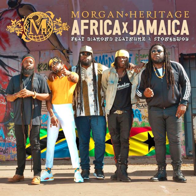 Africa Jamaica - Morgan Heritage, Platnumz, Stonebwoy