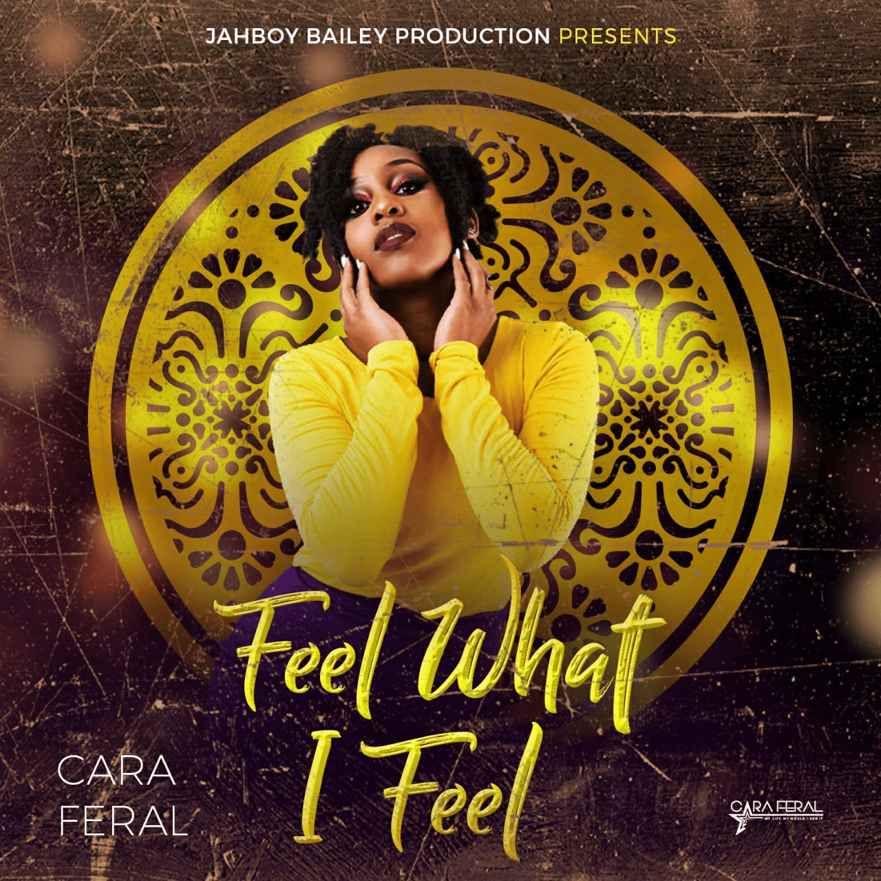 Cara Feral - Feel What I Feel - Jahboy Bailey Production