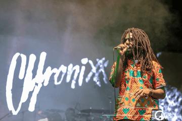 Chronixx Live in Kampala