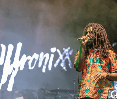 Chronixx Live in Kampala