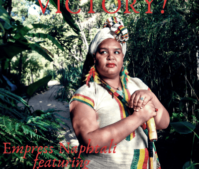 Empress Naphtali ft. Culture Brown - Victory