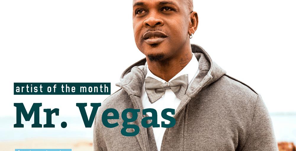 Global Reggae Charts Mr. Vegas