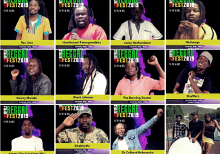 Les Royals Reggae Fest 2019