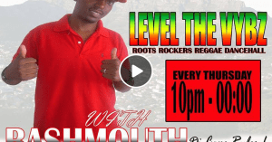 Level Di Vybez Radio Show @ BushRadio 89.5 FM | Cape Town | Western Cape | South Africa
