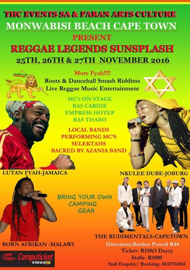monwabisi beach reggae legends sunsplash 2
