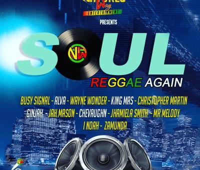 Soul Reggae Again