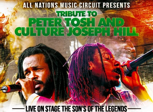 Kenyatta Hill and Andrew Tosh
