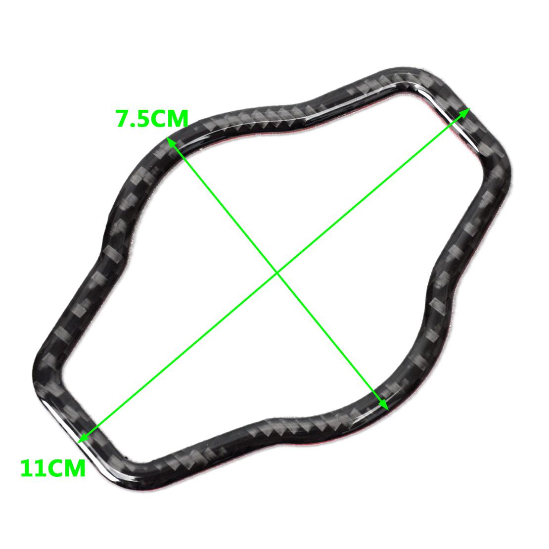 For Audi A4 A5 Q5 Carbon Fiber Headlight Switch