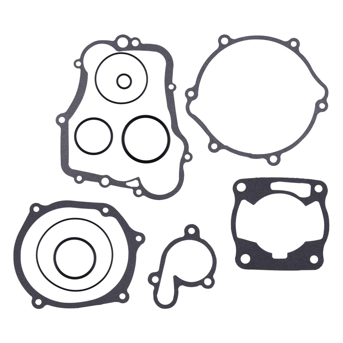 Complete Motorcycle Engine Gasket Kit Top Bottom End Set