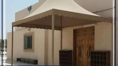 Photo of مظلات مساجد الرياض