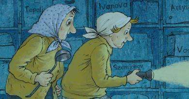 Könyvek nagymamákról – Válogatás