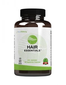Image result for Hair Essentials Natural Hair Growth Supplement