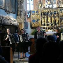 accordion5 - Classical-Connection St-Andreas-Kirche-Kalchreuth