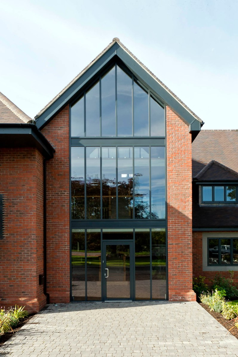 112 Widney Manor Road Solihull - Front Entrance View