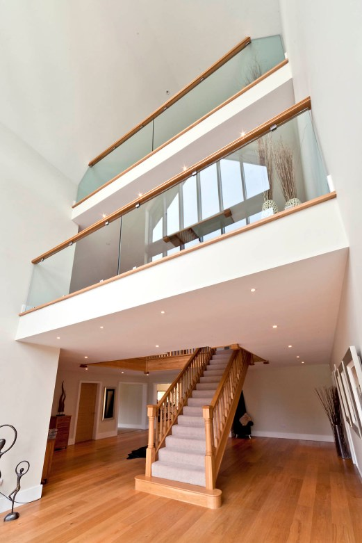 112 Widney Manor Road Solihull - Reception Hall