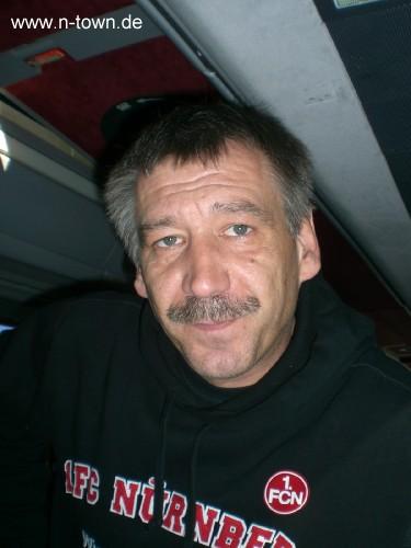 Jürgen Bergmann, FCN Fanbetreuung