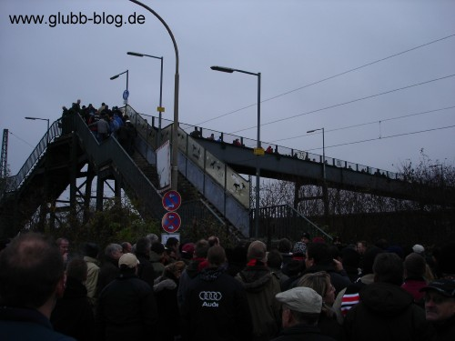 baufällige Brücke Ingolstadt