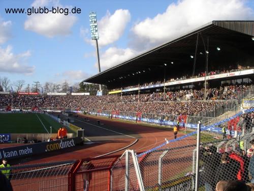 Gegentribüne Karlsruher SC