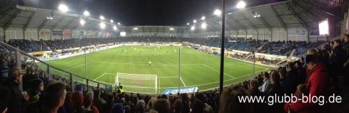 Panorama Benteler-Arena Paderborn