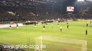 Der FCN in St. Pauli