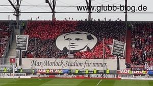 Max-Morlock-Stadion für immer!