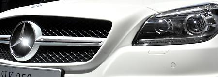 Sternstunde in Stuttgart: Daimler-Rekordfahrt am Ziel