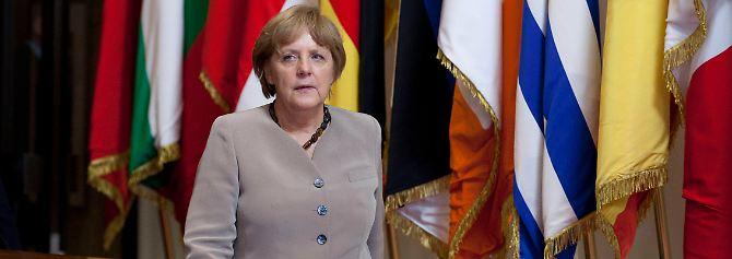 Bundeskanzerlin Angela Merkel.