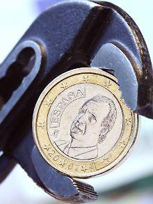 España peligra en el Euro