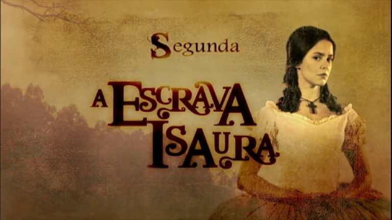 A Escrava Isaura reestreia na Record TV