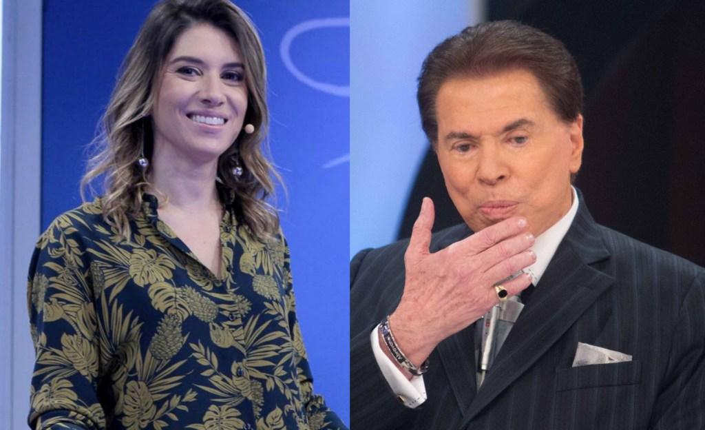 Silvio Santos e Rebeca Abravanel são destaques na audiência do SBT