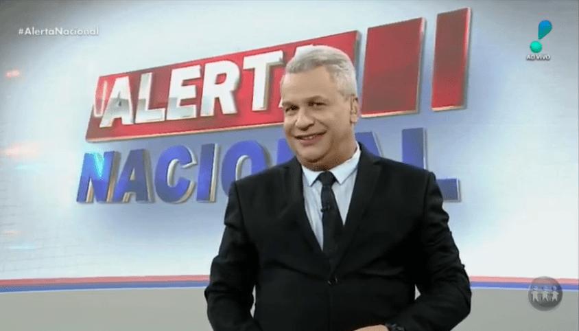 Alerta Nacional é exibido pela RedeTV! de segunda a sexta