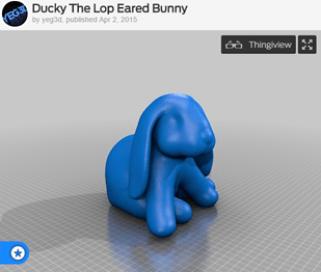 3D Printer Widget